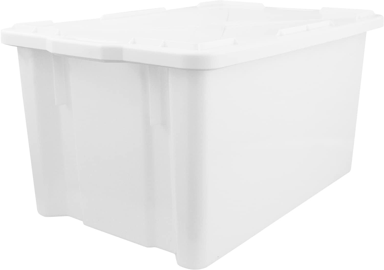 Stapelbehälter mit Deckel