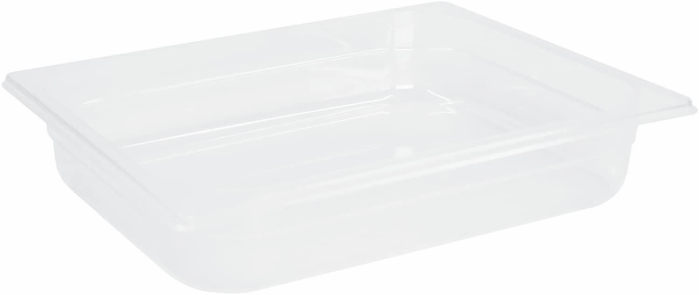 GN-Behälter GN1/2 Polypropylen