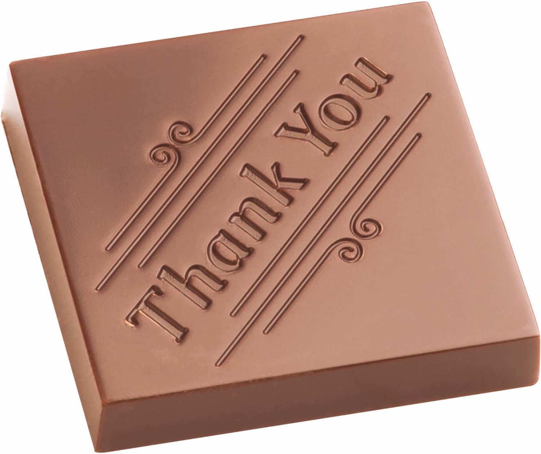 "Schokoladenform ""Thank you"" 421853"