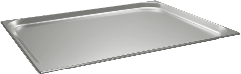 GN-Behälter GN2/1 Edelstahl