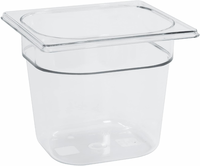 GN-Behälter GN1/6 Polycarbonat