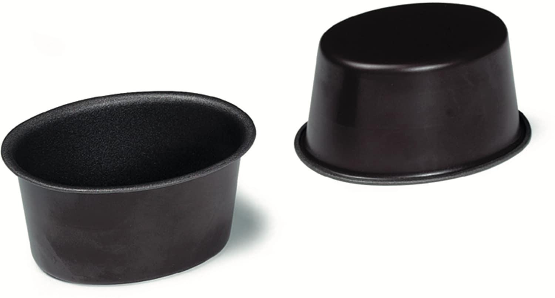 Aspik-Formen gebördelter Rand