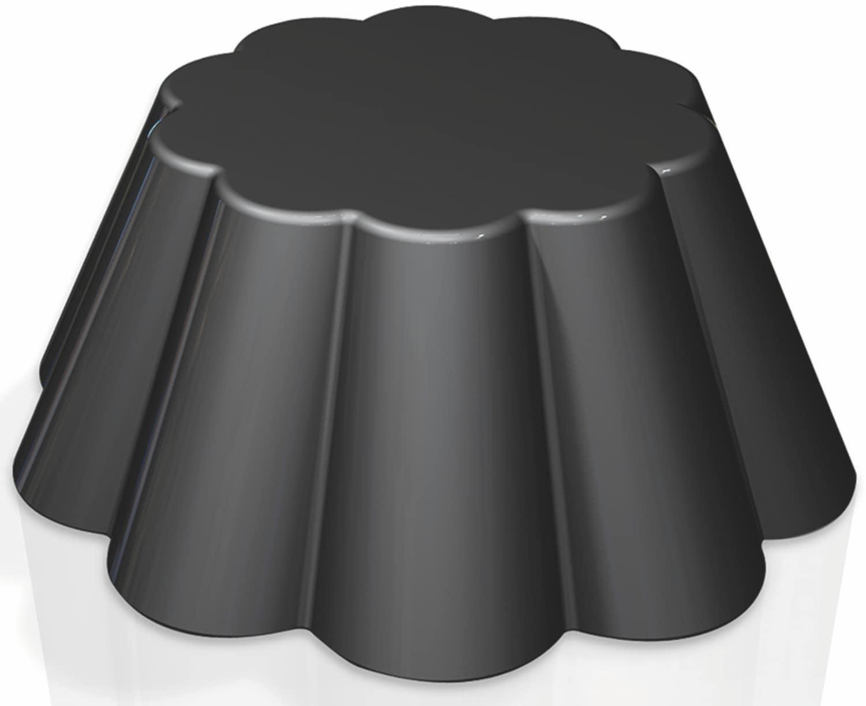 """Silikon-Backform """"Brioche"""" 600 x 400 mm"""