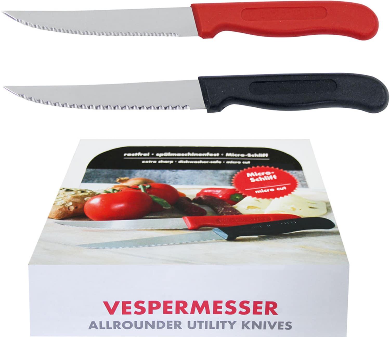 Thekendisplay Vespermesser