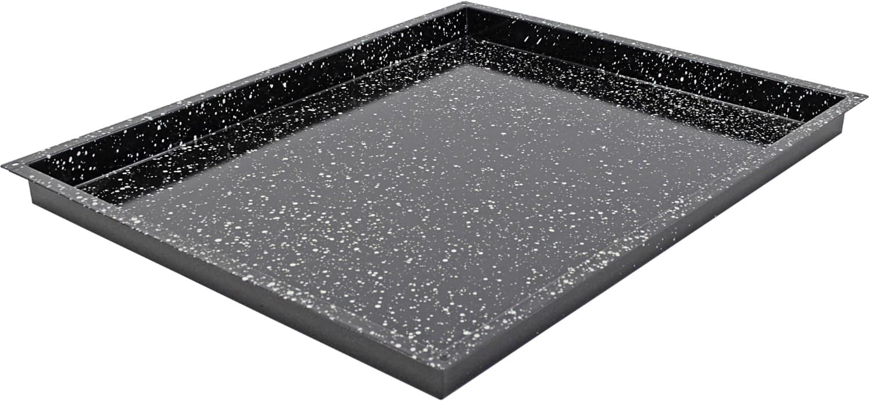 Konvektomatenblech GN2/1 Granit-Emaille