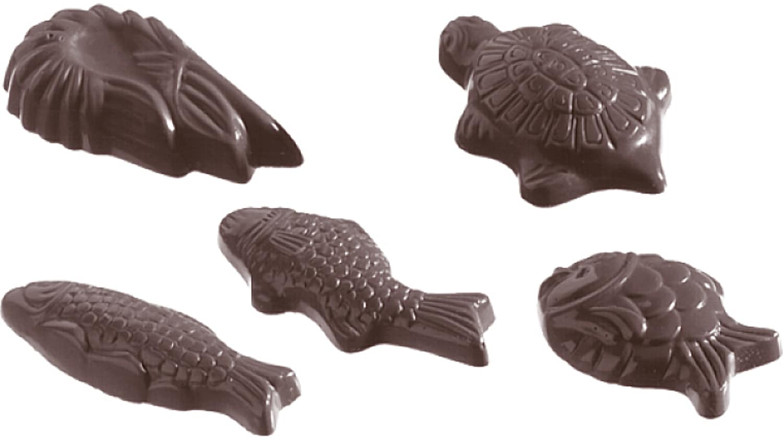 "Schokoladenform ""Meeresfrüchte"" 421170"