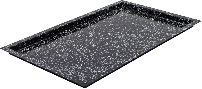 Konvektomatenblech GN1/1 Granit-Emaille