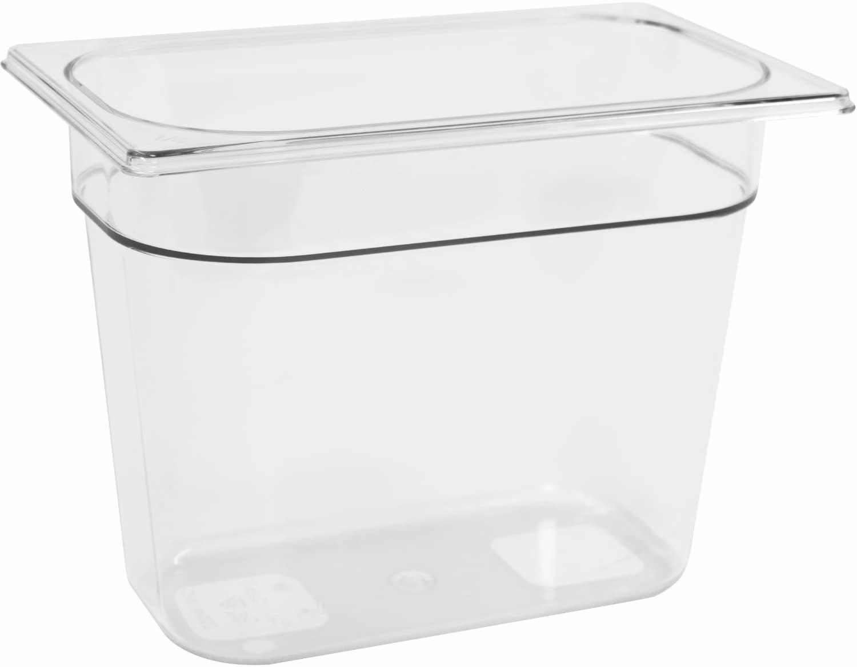 GN-Behälter GN1/4 Polycarbonat