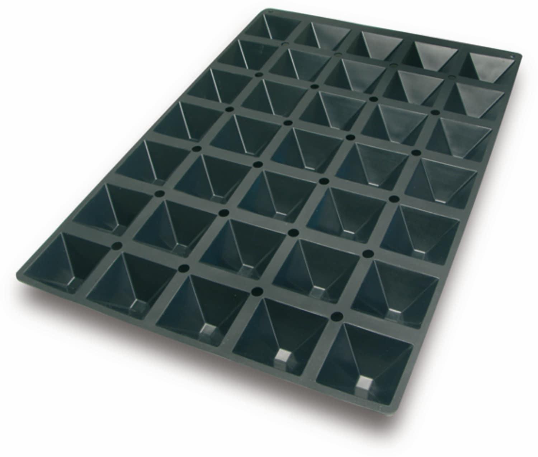 """Silikon-Backform """"Pyramide"""" 600 x 400 mm"""
