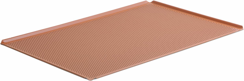 Backblech 600 x 400 mm Silikon-Beschichtung