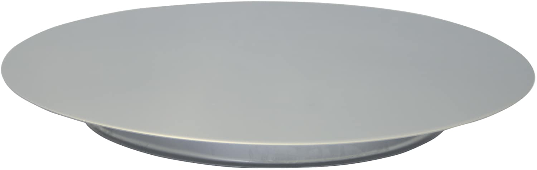 Tortenplatte Ringfuß poliert