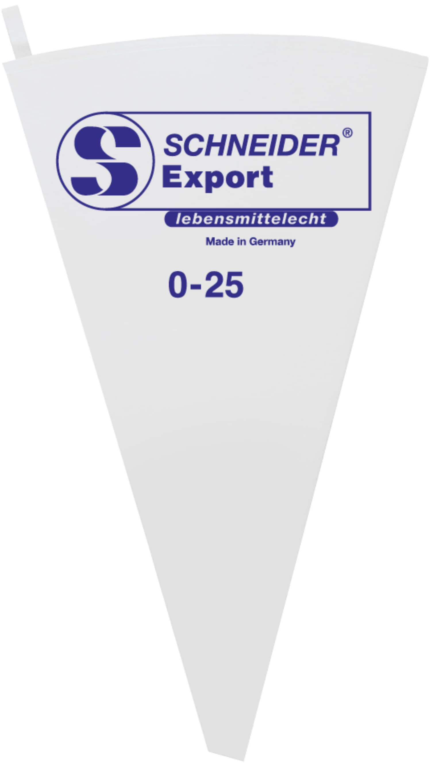 """Spritzbeutel """"EXPORT"""""""