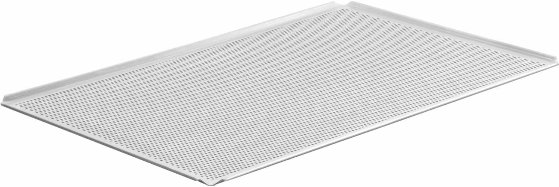 Backblech 600 x 400 mm unbeschichtet