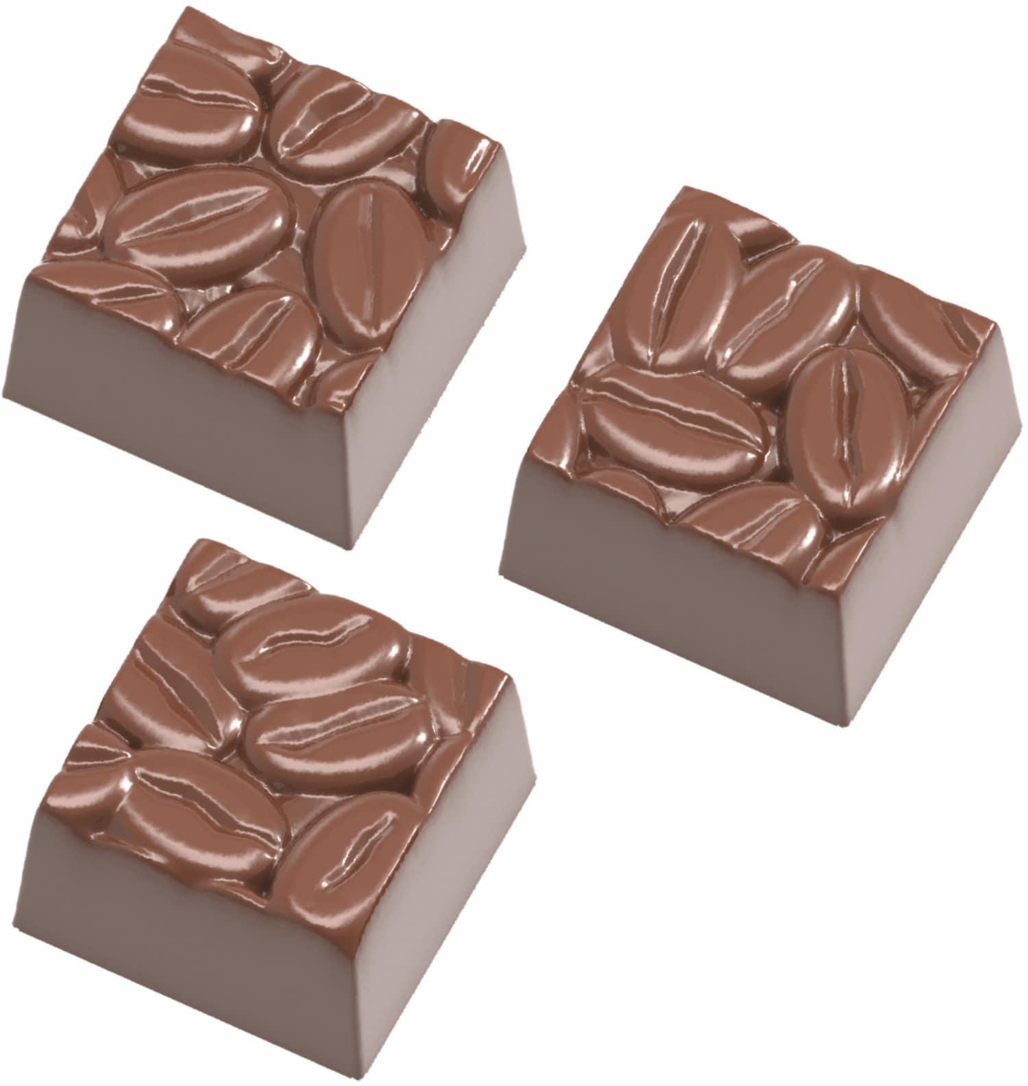 """Schokoladenform """"Kaffeebohnen"""" 421877"""