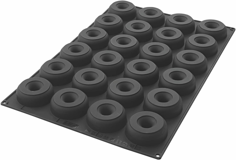"Silikon-Backform ""Donuts"" 600 x 400 mm"