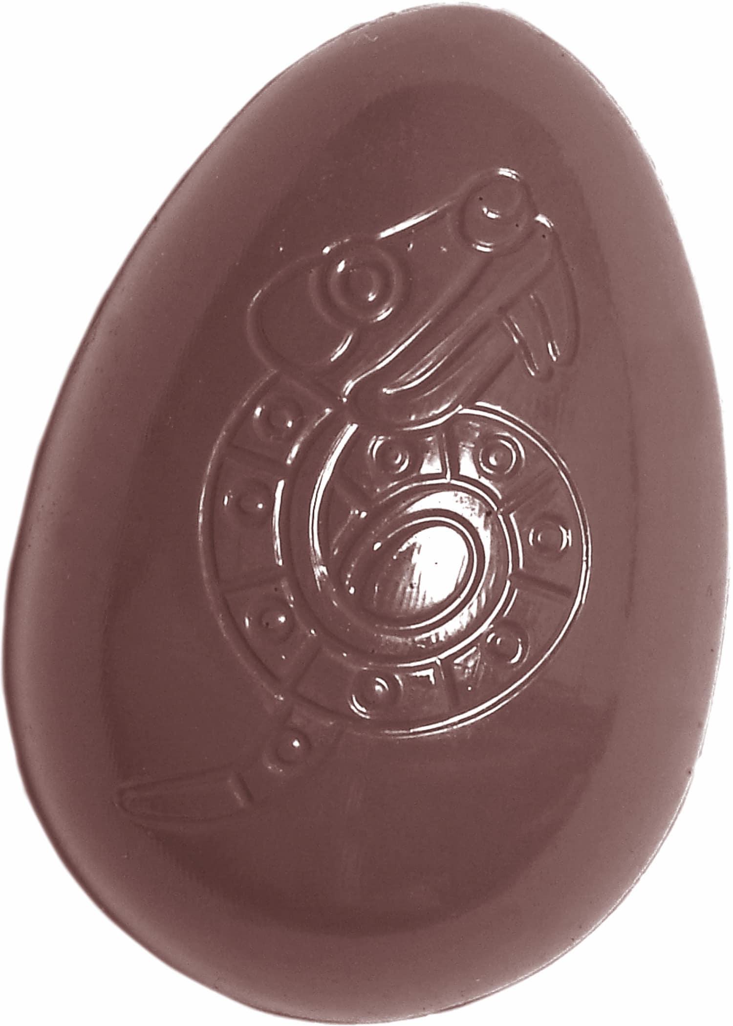 "Schokoladenform ""Osterei"" 421554"