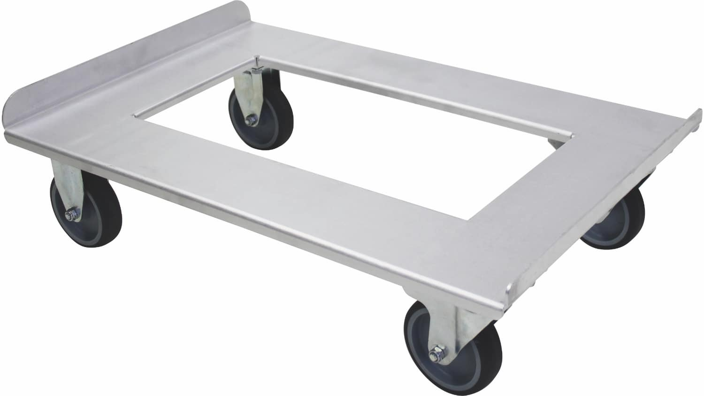 Fahrgestell für EPP Transportbox FRONT-BOX 40 x 60 cm